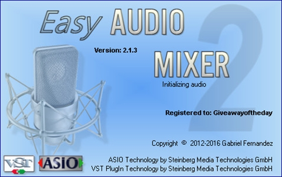 Easy Audio Mixer 2.1.3