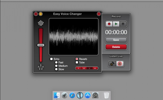 Easy Voice Changer 1.0.3 Mac OSX