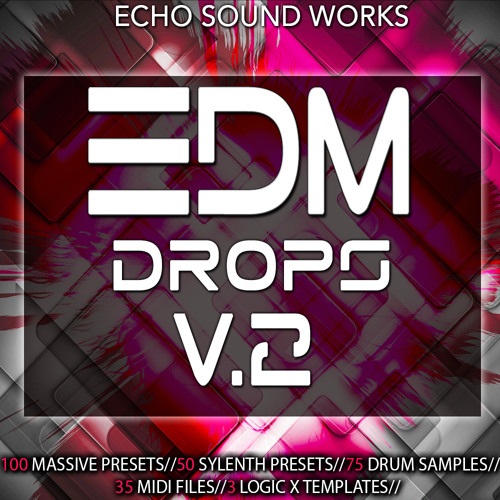 Echo Sound Works EDM Drops Vol 2