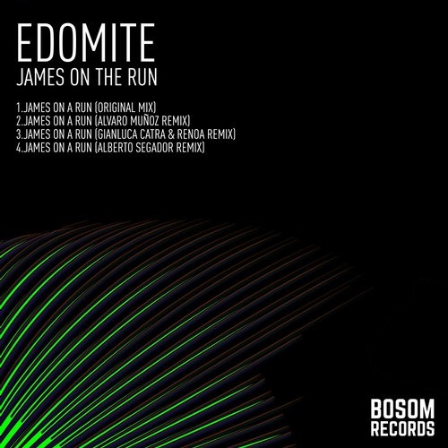 Edomite - James On The Run [BOS 111]
