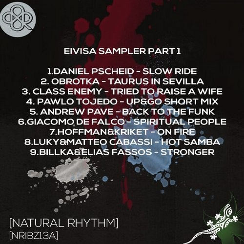 VA - Eivissa Sampler Part 1 [NRIBZ13A]