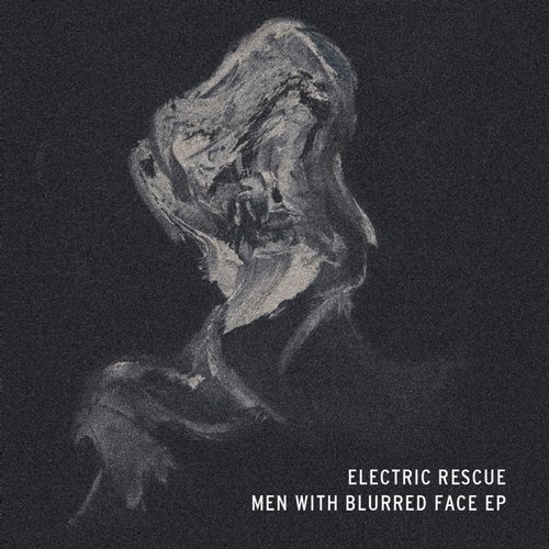 Electric Rescue - Men with blurred face EP [VIRGO02]