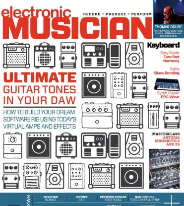 Electronic Musician - February 2019