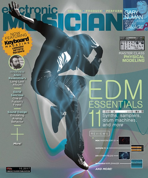 Electronic Musician - October 2017