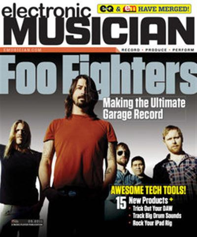 Electronic Musician May 2011