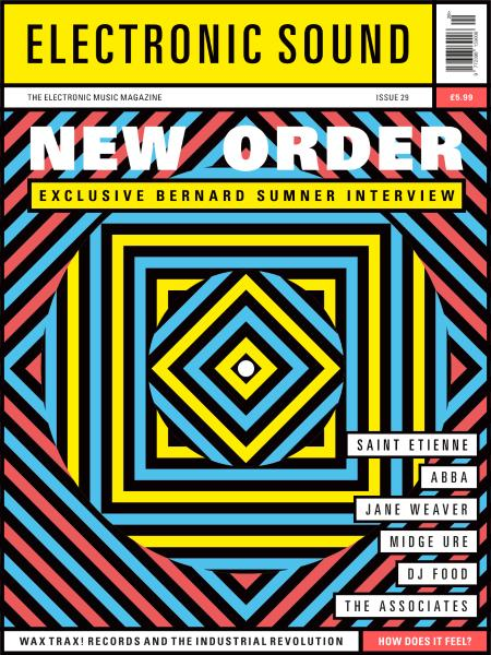 Electronic Sound - Issue 29 2017