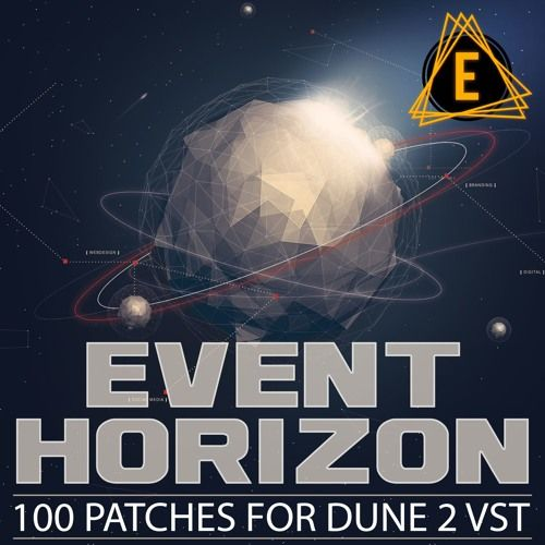 Electronisounds Event Horizon For DUNE 2