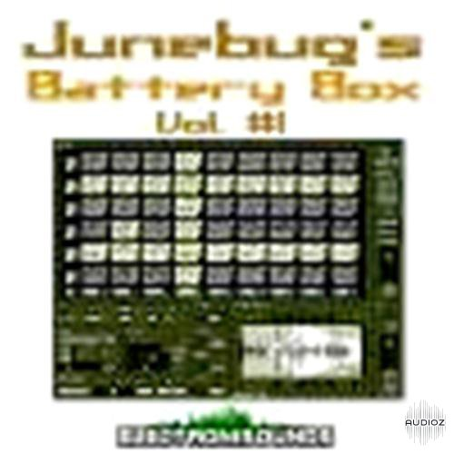 Electronisounds Junebugs Battery Box Vol 1 BATTERY-ALFiSO