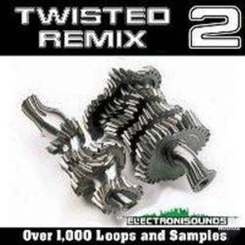 Electronisounds Twisted Remix Vol 1 & 2 WAV-ALFiSO
