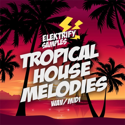Elektrify Samples Tropical House Melodies