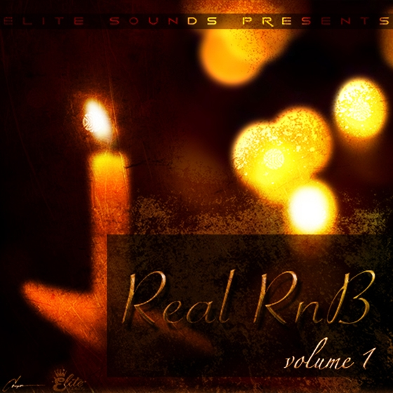 Elite Sounds Real RnB Vol 1 WAV MiDi