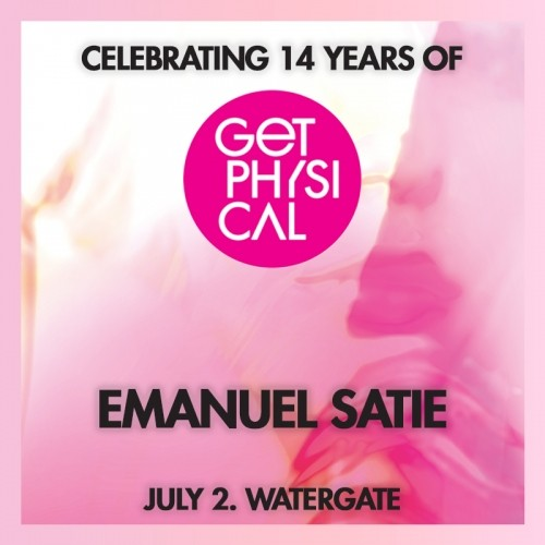 Emanuel Satie 14 Years of Get Physical Chart