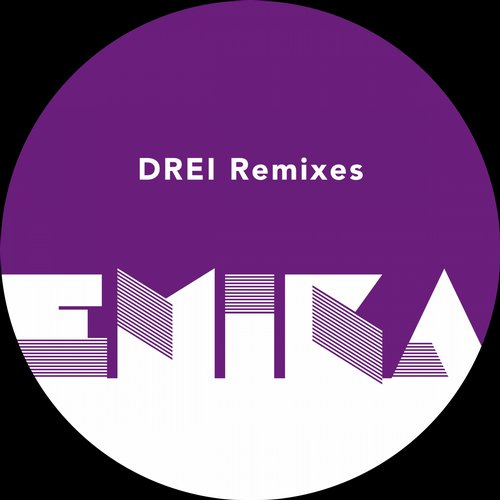 Emika - DREI Remixes [EMK1202]
