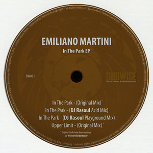 Emiliano Martini - In the Park [DUBWISE003]