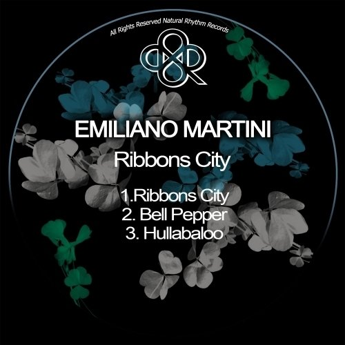 Emiliano Martini - Ribbons City [NR238]
