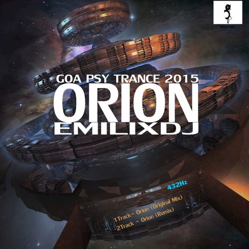 Emilixdj - Orion - Single [ORION12]
