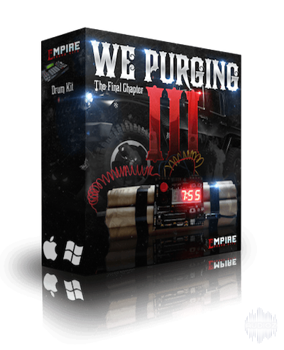 Empire Sound Kits We Purging 3 Final Chapter Drum Kit