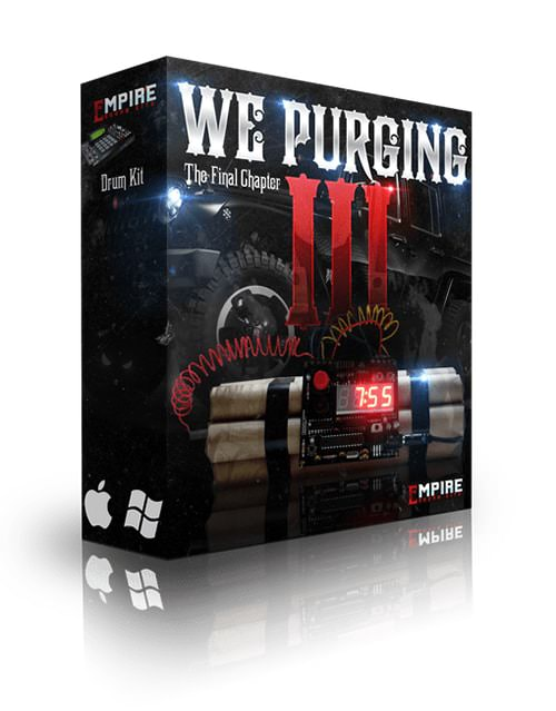 Empire Soundkits We Purging 3 Final Chapter WAV MiDi