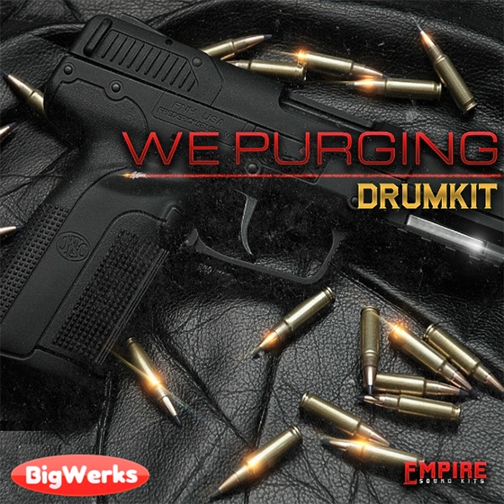 Empire Soundkits We Purging Drum Kit WAV MiDi