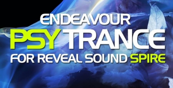 Endeavour Psytrance For Reveal Sound SPiRE