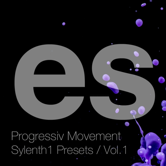 Engineering Samples Progressive Movement Sylenth1 Presets Vol.1 FXB