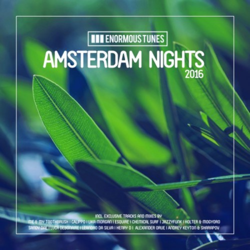Enormous Tunes Amsterdam Nights 2016