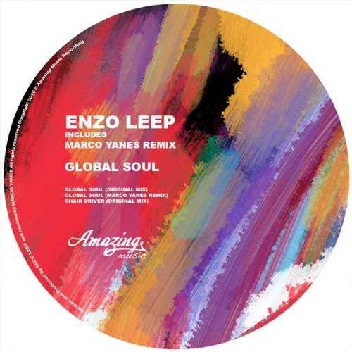 Enzo Leep – Global Soul [AMAZING038]