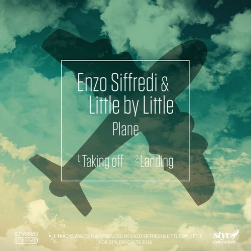 Enzo Siffredi, Little by Little – Plane [STYR085]