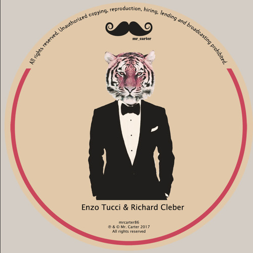 Enzo Tucci, Richard Cleber - CLIENT SERVER EP [MRCARTER86]