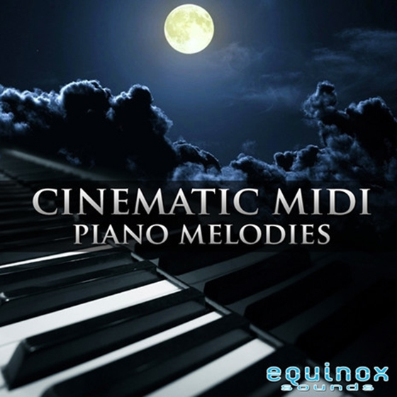 Equinox Sounds Cinematic MIDI Piano Melodies WAV MiDi