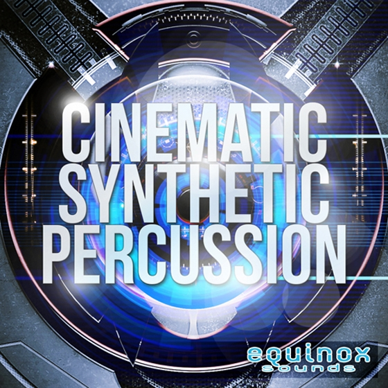 Equinox Sounds Cinematic Synthetic Percussion WAV