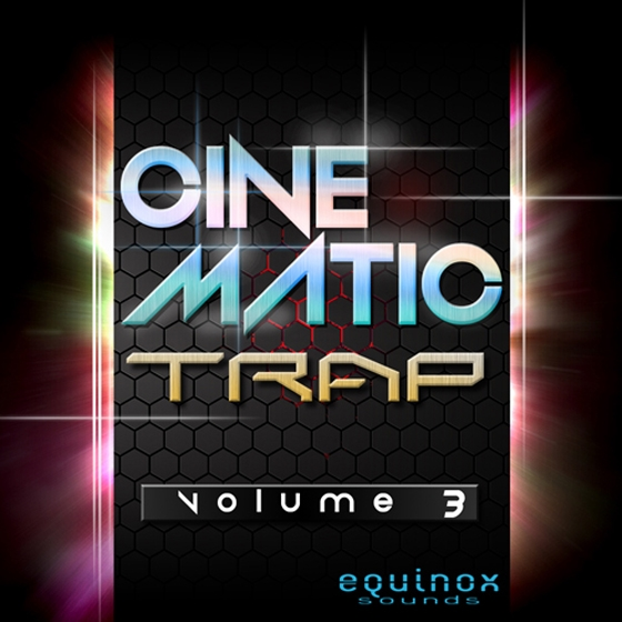 Equinox Sounds Cinematic Trap Vol 3 WAV