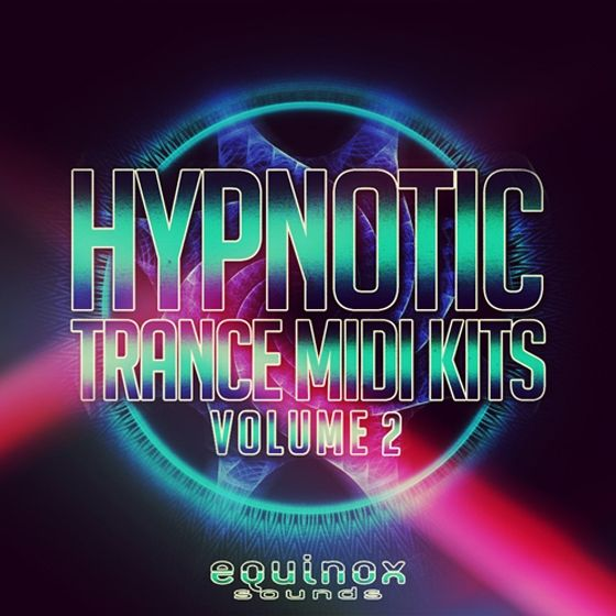 Equinox Sounds Hypnotic Trance MIDI Kits Vol 4 MiDi