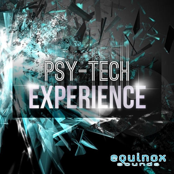 Equinox Sounds Psy Tech Experience WAV MiDi
