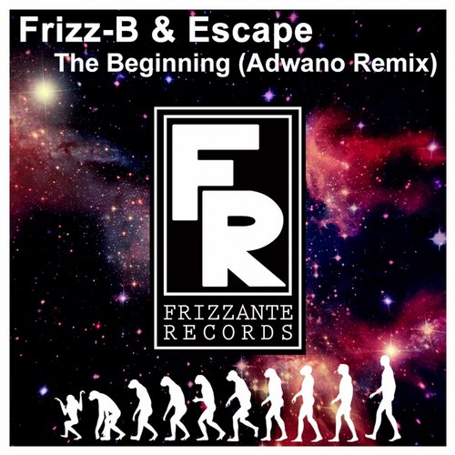 Escape, Frizz-B, Adwano – The Beginning (Adwano Remix) [FR002]