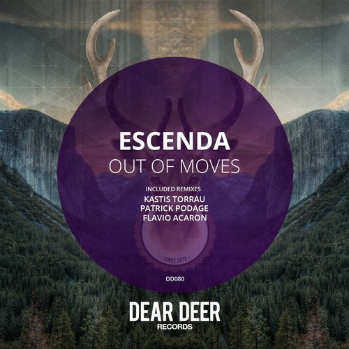 Escenda – Out Of Moves [DD080]