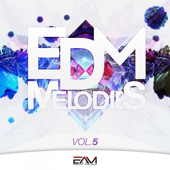 Essential Audio Media EDM Melodies Vol.5 MiDi-AUDIOSTRiKE