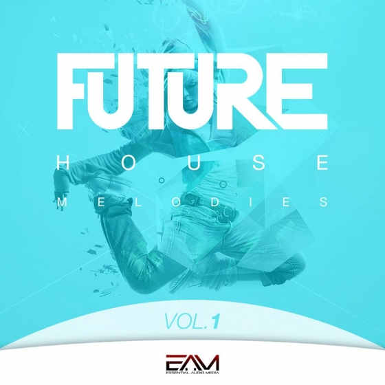 Essential Audio Media Future House Melodies Vol.1 WAV MiDi NMSV