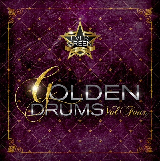 Evergreen Golden Drums Vol.IV WAV-AUDIOSTRiKE