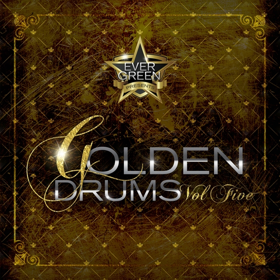 Evergreen Golden Drums Vol.V WAV-AUDIOSTRiKE