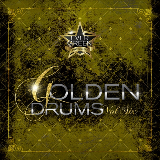 Evergreen Golden Drums Vol.VI WAV