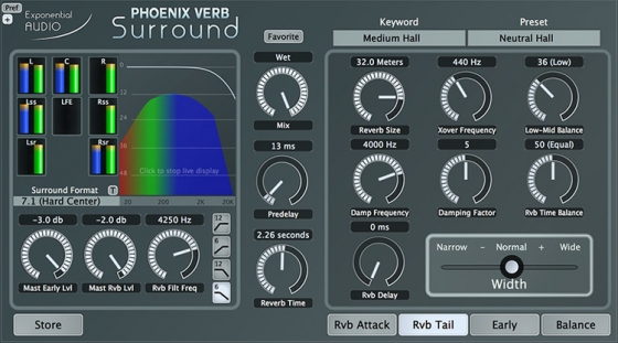 Exponential Audio PhoenixVerb Stereo Reverb v2.1.3 WIN-AudioUTOPiA