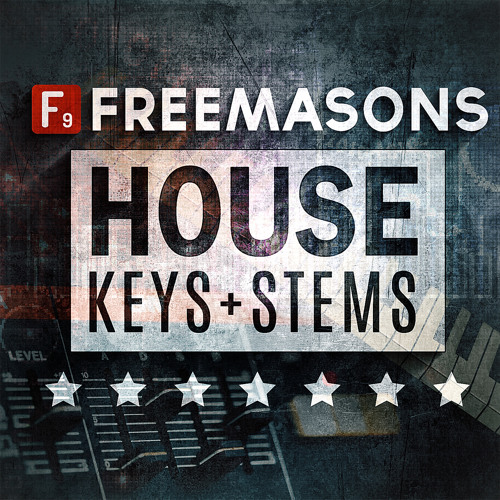 F9 Audio Freemasons Keys and Stems