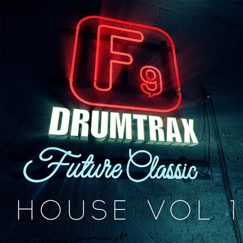 F9 drumtrax future classic vol 1 ableton live for Classic house volume 1