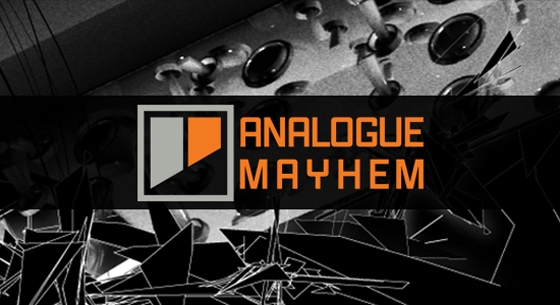 FXpansion Analogue Mayhem Expander for Geist