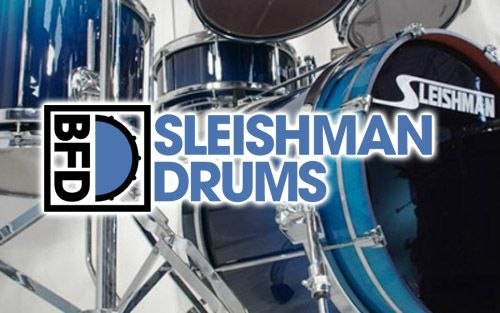 FXpansion BFD Sleishman Drums v1.0.0 WIN OSX MERRY XMAS-R2R