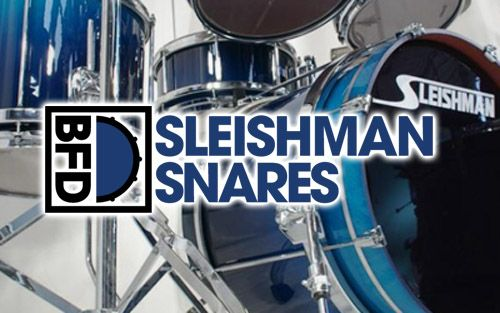 FXpansion BFD Sleishman Snares v1.0.0 WIN OSX MERRY XMAS-R2R