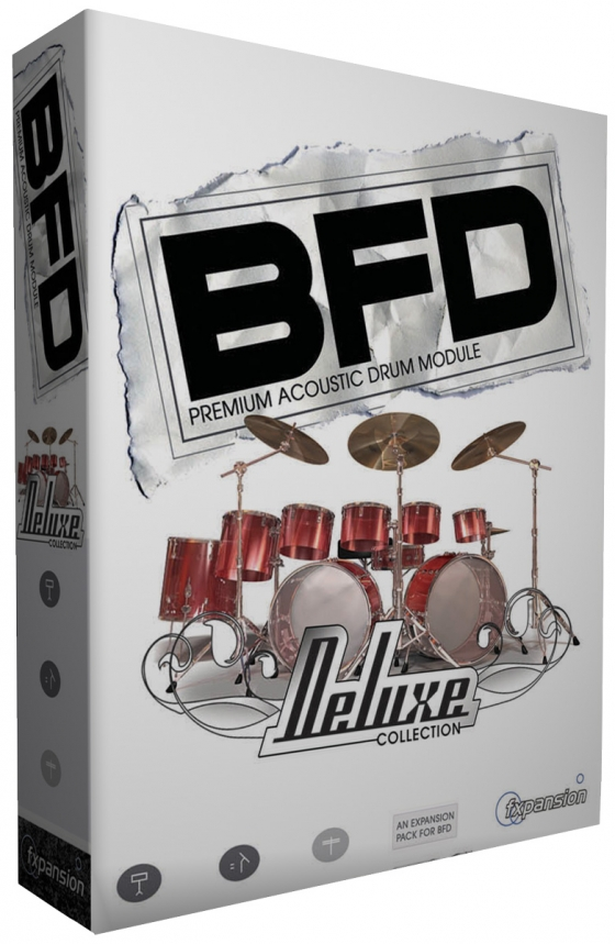 FXpansion BFD2 Deluxe Collection v1 0 1 WIN OSX Incl Keygen-R2R