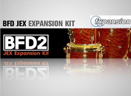 FXpansion BFD2 JEX v2.1 [WIN-OSX]-R2R