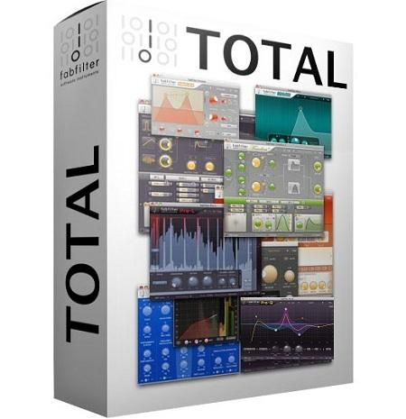 FabFilter Total Bundle v2016.02.02 Incl Patched & Keygen-R2R WiN/OSX